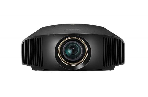 Sony VPL-VW360ES (Black) - Front