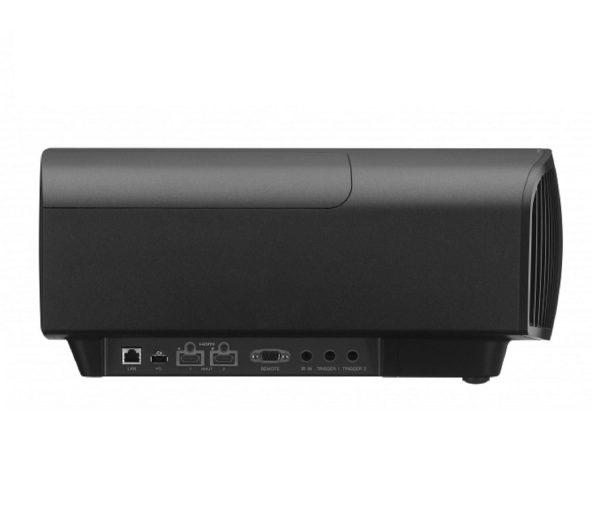 Sony VPL-VW550ES (Black) - Back