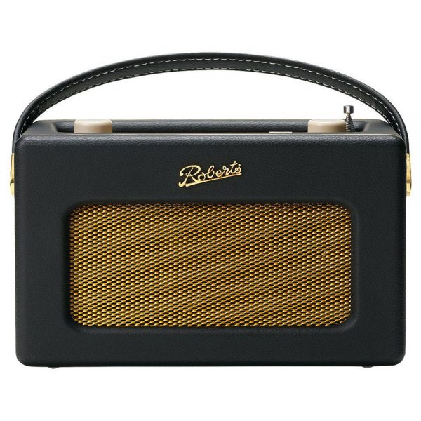 Roberts Radio iStream3 (Black) - Front