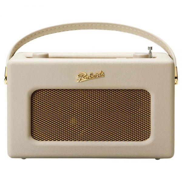 Roberts Radio iStream3 (Pastel Cream) - Front