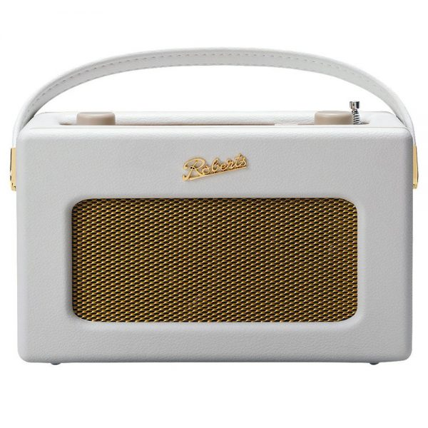 Roberts Radio iStream3 (White) - Front