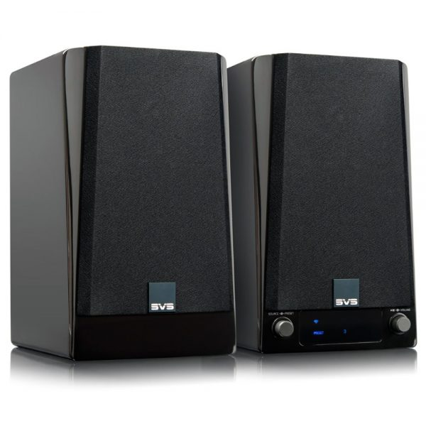 SVS Prime Wireless Speaker System (Angled)