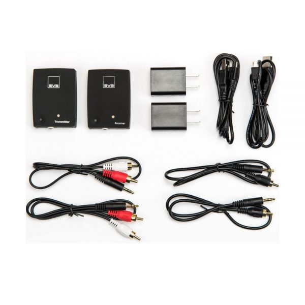 SVS SoundPath Wireless Audio Adapter Kit (Full)