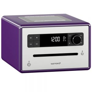 Sonoro Design CD (Purple) - Angled