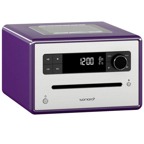 Sonoro Design CD (Purple) - Angled
