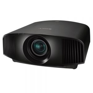 Sony VPL-VW570ES (Black) - Right Angled