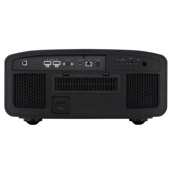 JVC DLA-N5 (Black) - Angled