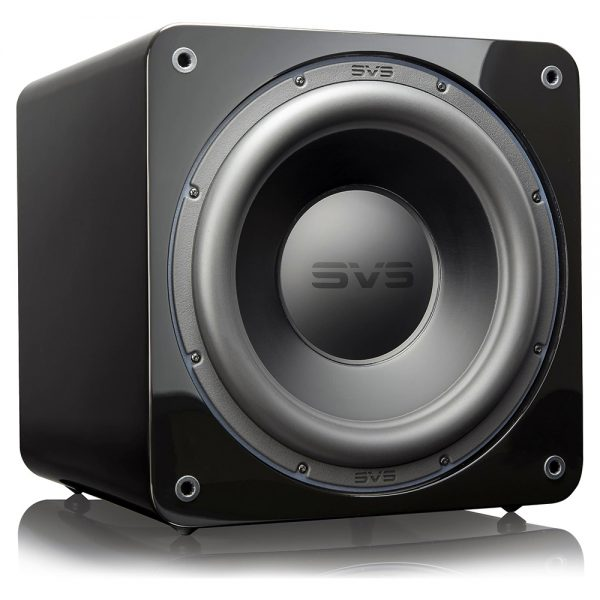 SVS SB-3000 (Piano Black) - Angled