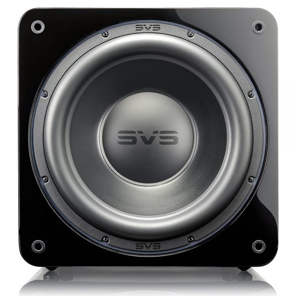 SVS SB-3000 (Piano Black) - Front (No Grille)