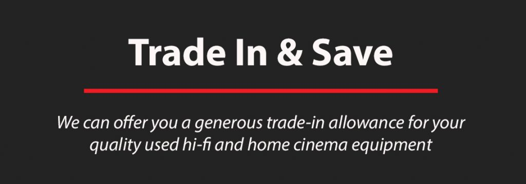 Trade In & Save - Home Page Banner