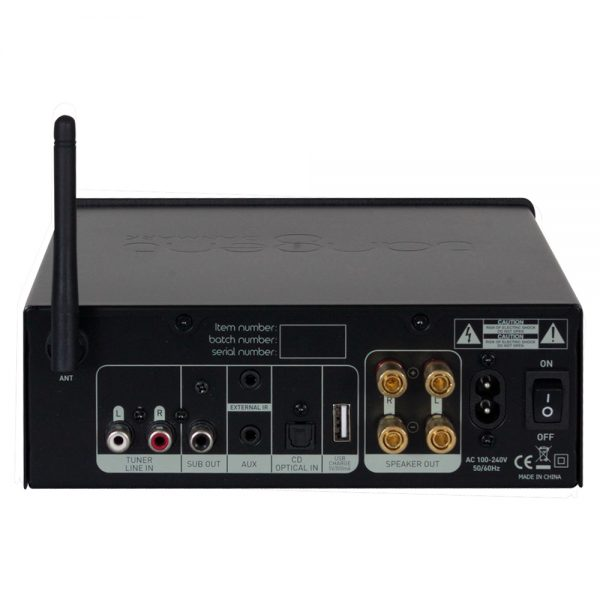Tangent Ampster BT II - Back
