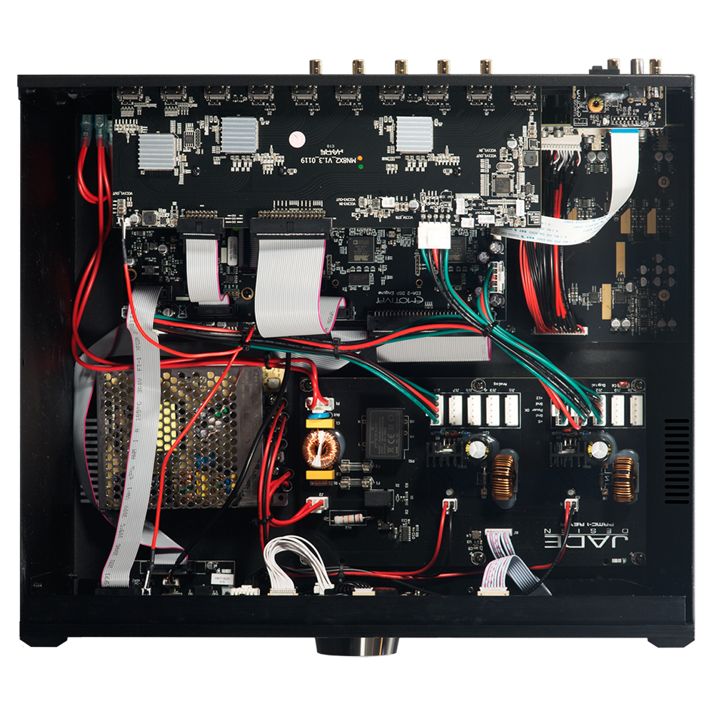 Emotiva RMC-1 Premium 4K AV Processor (ON DEMO!) - Norvett ...