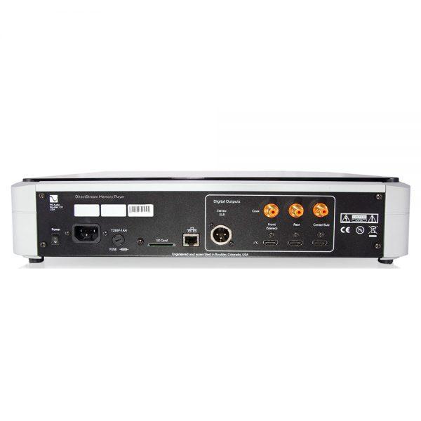 PS Audio DirectStream Memory Player - Back