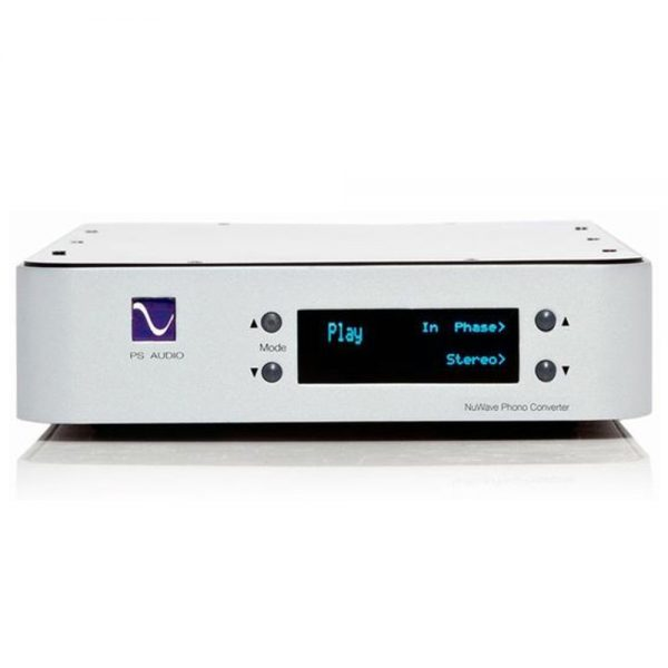 PS Audio NuWave Phono Converter (Silver) - Front