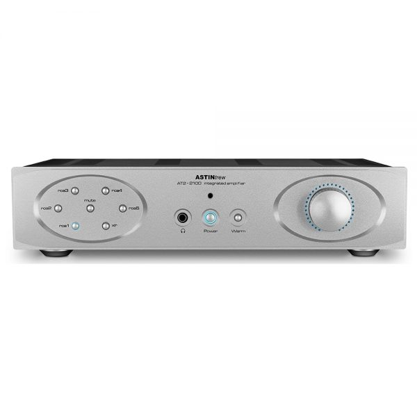Astin Trew AT2-2100 (Silver) - Front