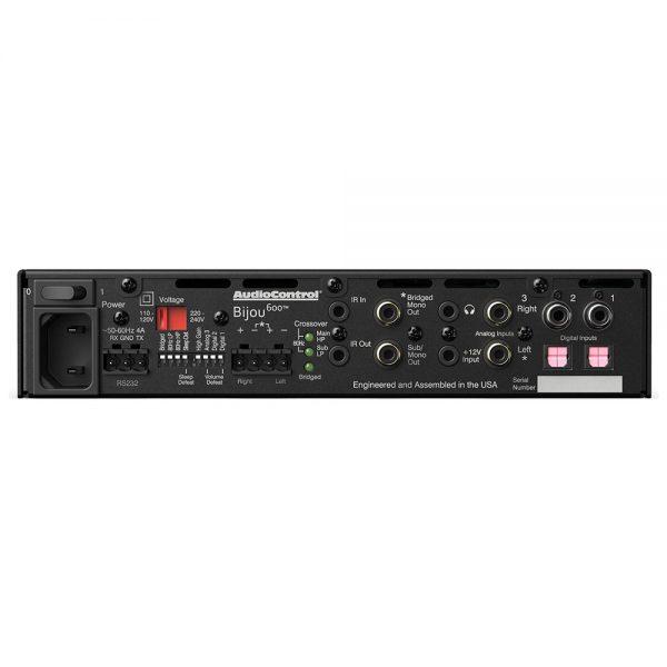 AudioControl Bijou 600 - Back