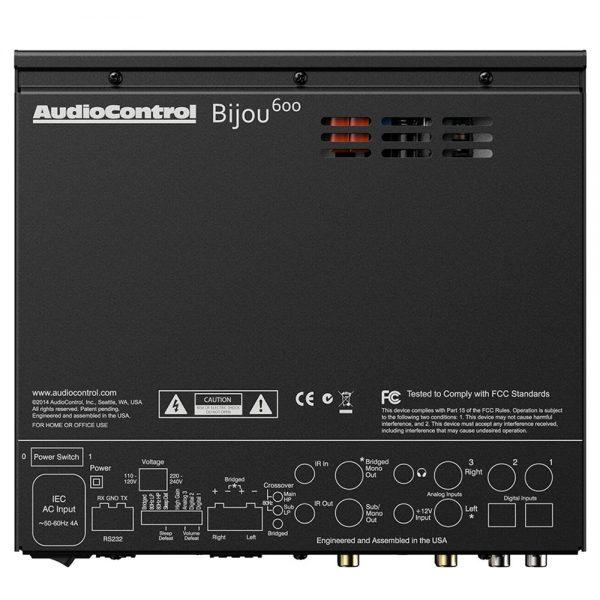 AudioControl Bijou 600 - Top