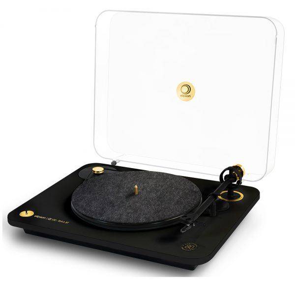 Elipson Alpha 100 RIAA BT 80th - Angled