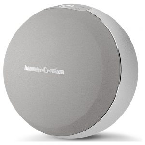 Harman Kardon Omni 10 Plus (White) - Angled