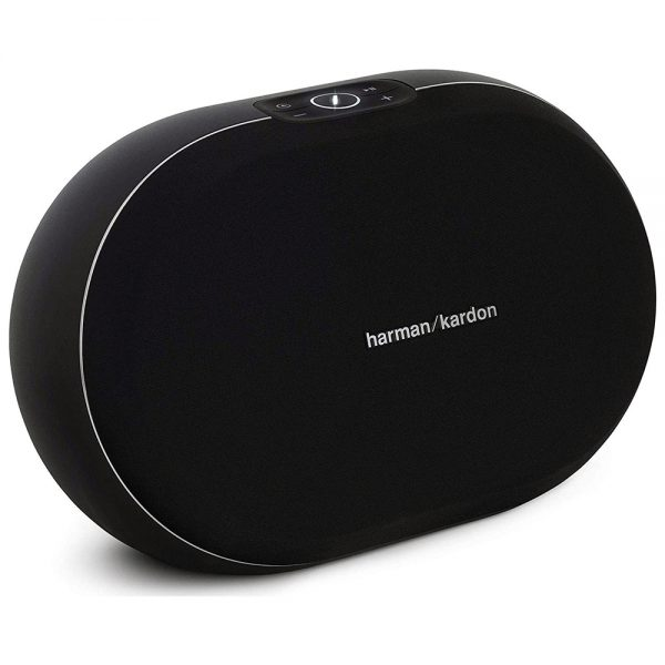 Harman Kardon Omni 20 Plus (Black) - Angled
