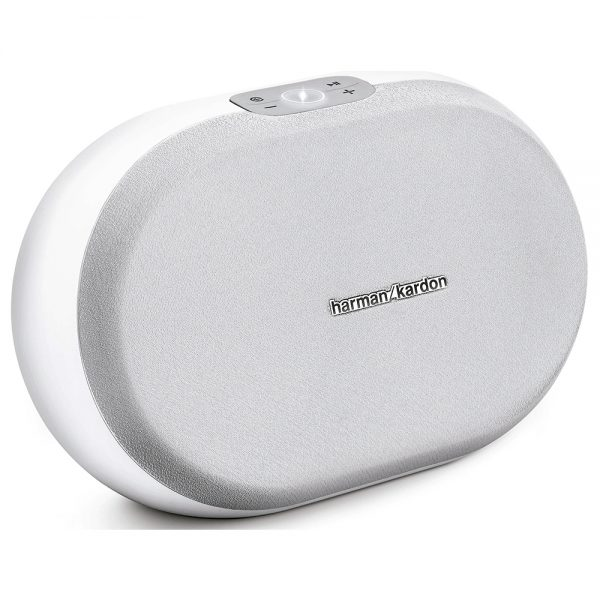 Harman Kardon Omni 20 Plus (White) - Angled 2