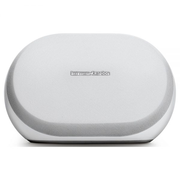 Harman Kardon Omni 20 Plus (White) - Angled