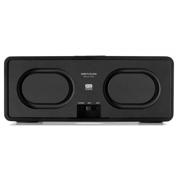 Orbitsound DOCK E30 (Black) - Back
