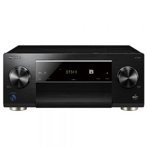Pioneer SC-LX901 (Black) - Front