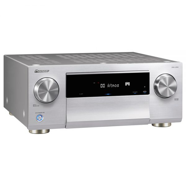 Pioneer VSX-LX504 (Silver) - Angled