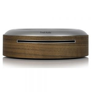 Tivoli Audio Model CD (Walnut) - Front