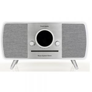 Tivoli Audio Music System Home (White) - Front