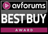 AV Forums - Best Buy Award Logo