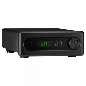 Bel Canto e.One DAC2.7 (Black) - Angled