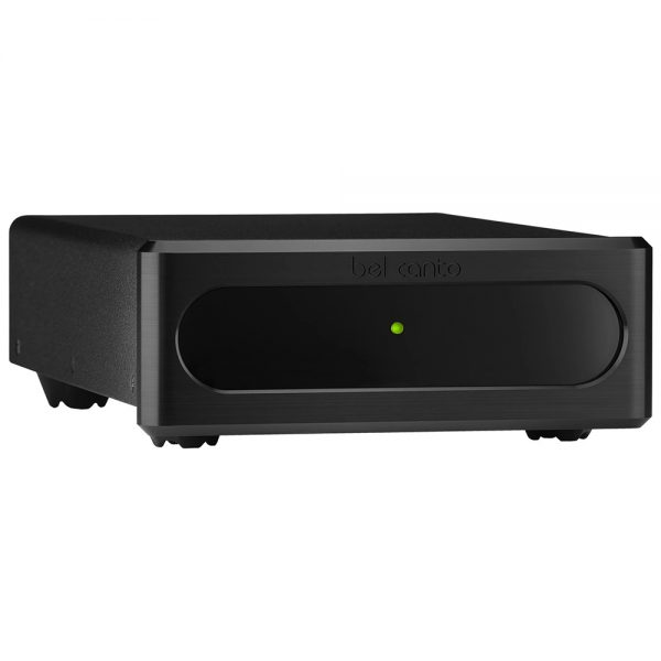 Bel Canton e.One PHONO (Black) - Angled