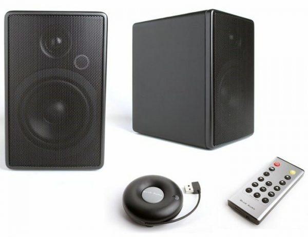 Blue Aura WS80i (Black) - System