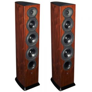 Revel Performa3 F206 (Walnut) - Angled
