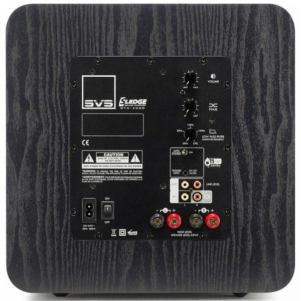 SVS SB-1000 (PW) - Back