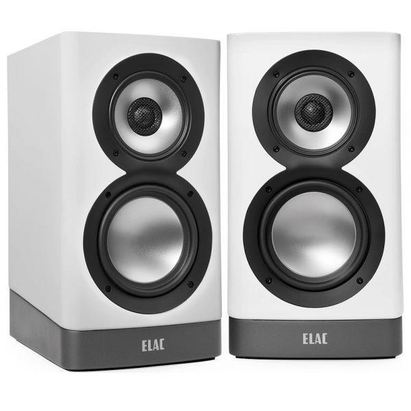ELAC NAVIS ARB-5.1 (Gloss White) - Angled