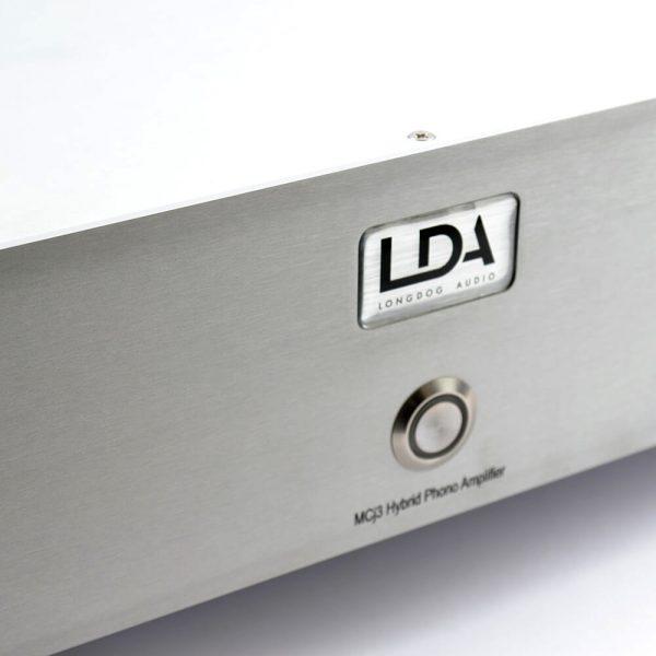 Longdog Audio McJ3 (Silver) - Front
