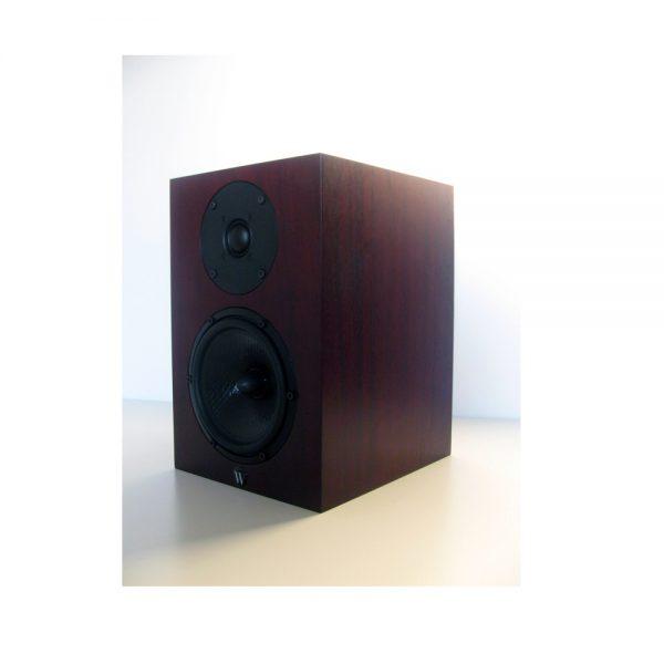 Westbrook Audio Aurical (Black Walnut) - Angled