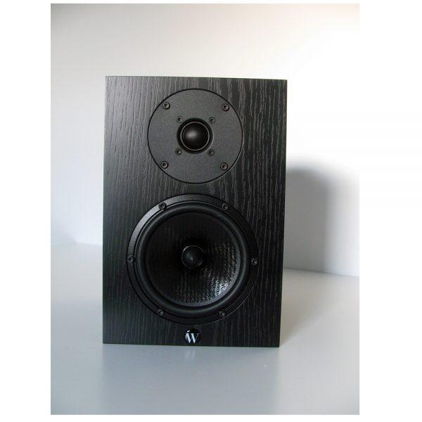 Westbrook Audio Aurical (Black Walnut) - Front