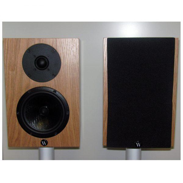 Westbrook Audio Aurical (Satin Walnut) - Front
