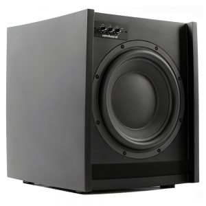 uandksound M1200-N - Angled (No Grille)