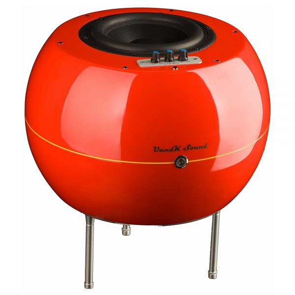 uandksound M8I (Red)