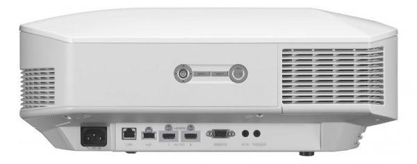 Sony VPL-HW65ES 3D SXRD (White) - Back