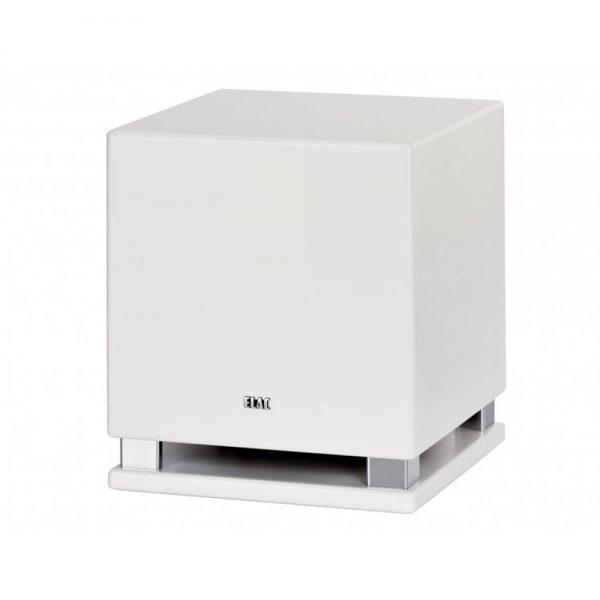 ELAC SUB2030 (Gloss White) - Angled