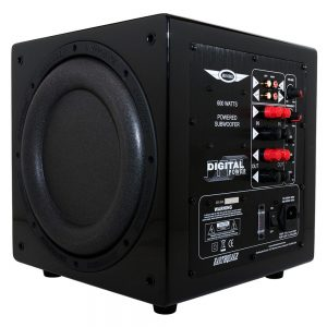 Earthquake Sound MiniMe P10 V2 - Side & Back