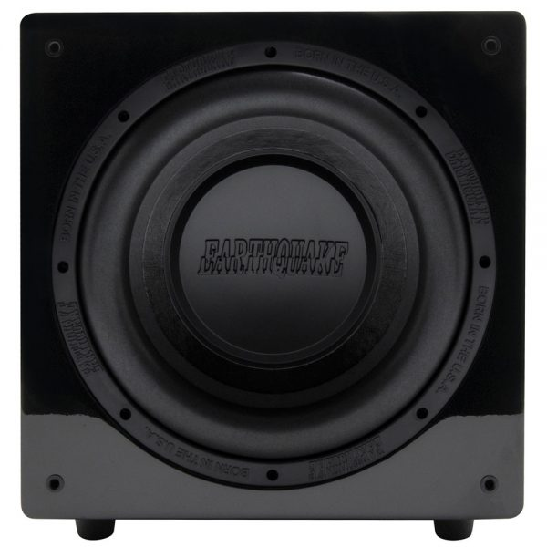 Earthquake Sound MiniMe P12 V2 - Front