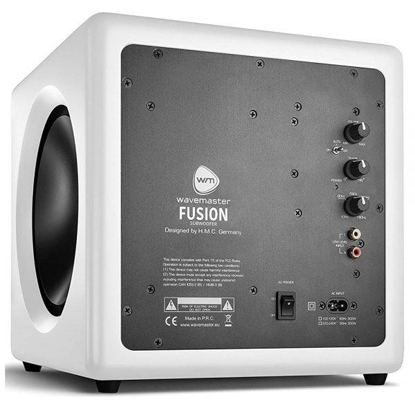 Wavemaster Fusion (Soft White) - Back