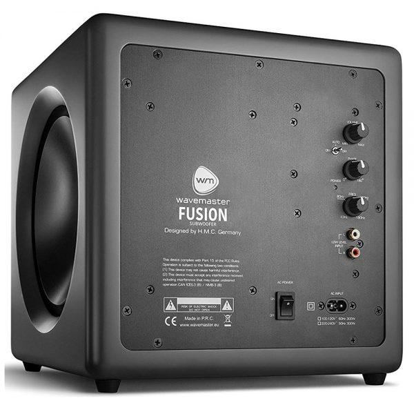 Wavemaster Fusion (Stone Grey) - Back